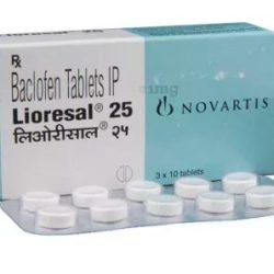 Buy Lioresal 25mg Online